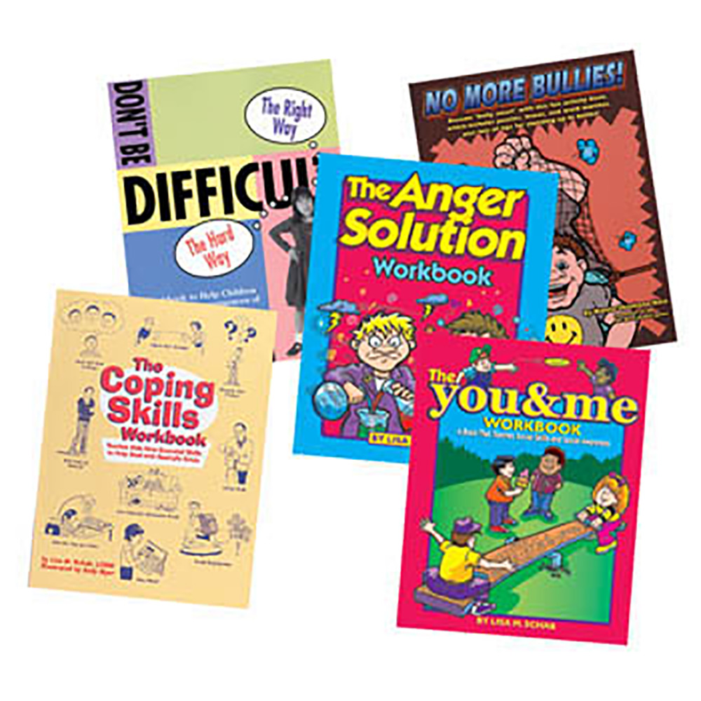 The Counselors Activity Books Series