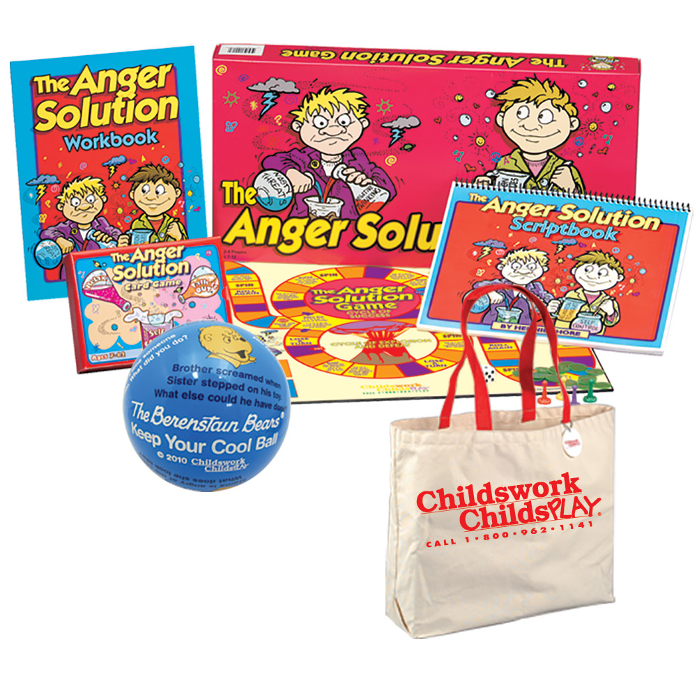 The Anger Solution Collection