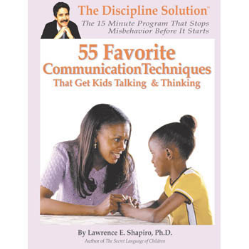 55 Favorite Communication Techniques Game Book