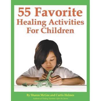 55 Healing Activities for Children Game Book