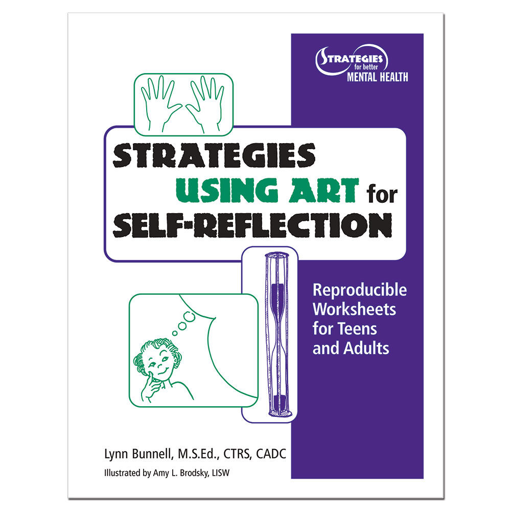 Strategies for Using Art for Self Reflection Book