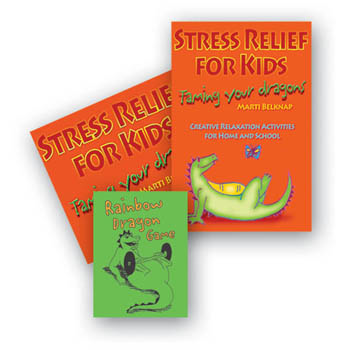 Stress Relief for Kids: Taming Your Dragons Set