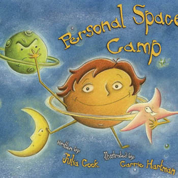 Personal Space Camp Softcover Book