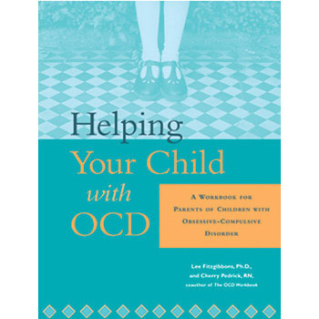 Helping Your Child with OCD Book