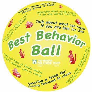 Best Behavior Ball