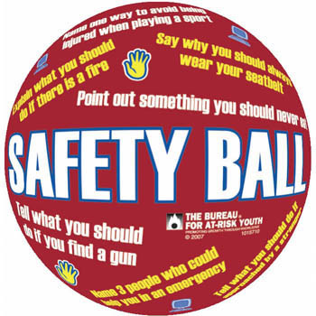 Safety First Ball