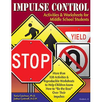 Impulse Control Book Middle School