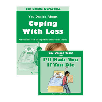 You Decide About Coping with Loss Book & Workbook with CD