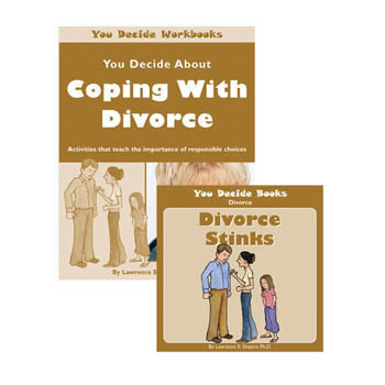 You Decide About Coping With Divorce Book & Workbook