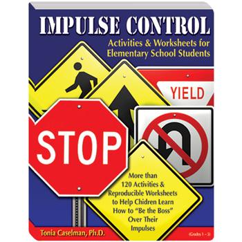 Impulse Control Book Elementary School