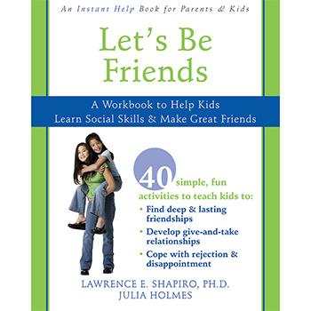 Let's Be Friends Workbook