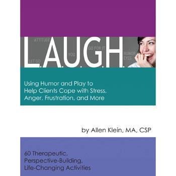L.A.U.G.H. Activity Book