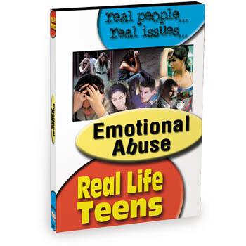 Real Life Teens: Emotional Abuse DVD