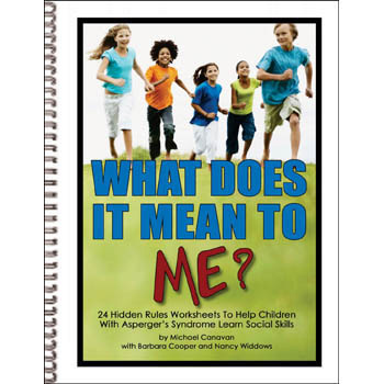 What Does It Mean to Me? Activity Book with CD