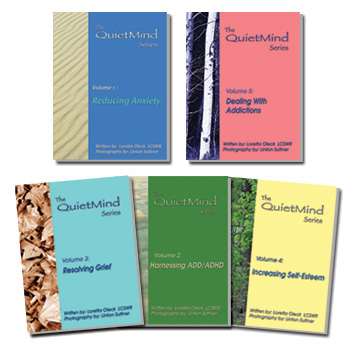 The QuietMind 5 Book Series
