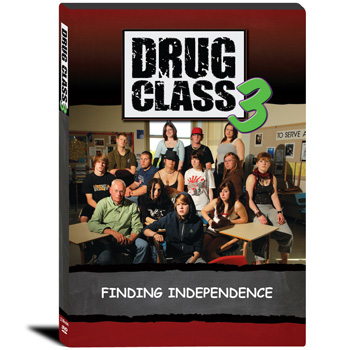 Drug Class 3   Finding Independence DVD