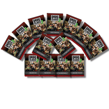 Drug Class Season 3 Set of 13 DVDs