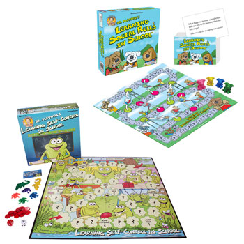 Dr. Playwell's Games of Learning Set of 2