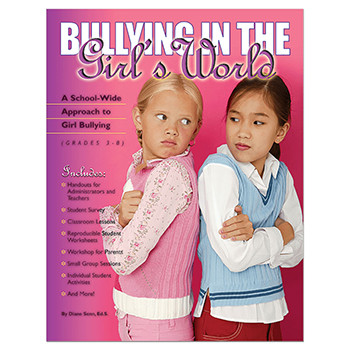 Bullying in the Girl's World Book w/CD