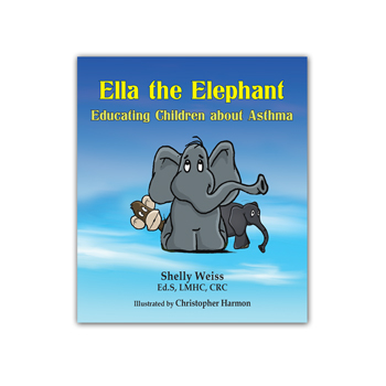 Ella the Elephant: Educating Children about Asthma