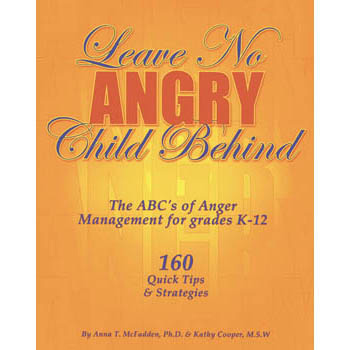 Leave No Angry Child Behind Book