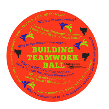 Building Teamwork Ball