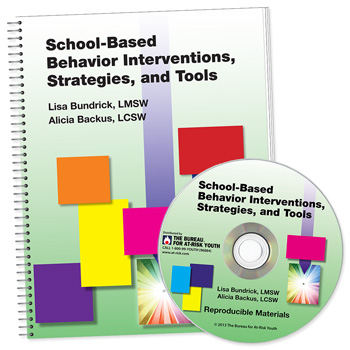 School   Based Behavior Interventions, Strategies, and Tools Book With CD