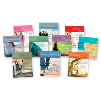 Emotional Intelligence Set of 10 Workbooks