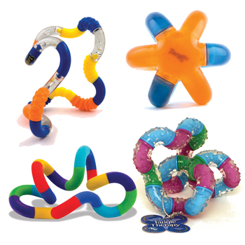 Tangle Therapy Set With No Book