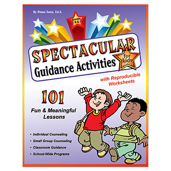 Spectacular Guidance Activities: 101 Fun & Meaningful Lessons Book  with CD