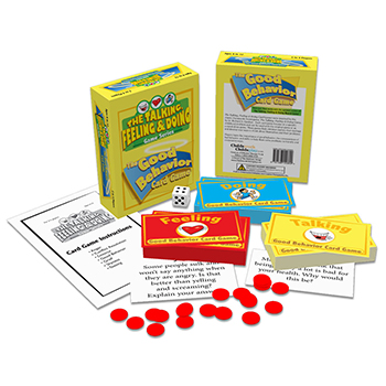 The Talking, Feeling & Doing Good Behavior Card Game