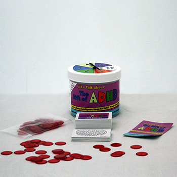 Let's Talk About...The Gift of ADHD Card Game