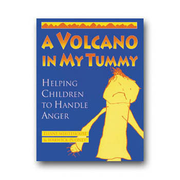 A Volcano In My Tummy Book