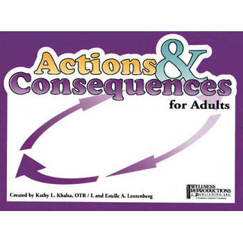 Actions & Consequences   Adult Version Cards