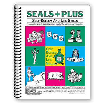 S.E.A.L.S. + PLUS (Self Esteem and Life Skills) Book with CD