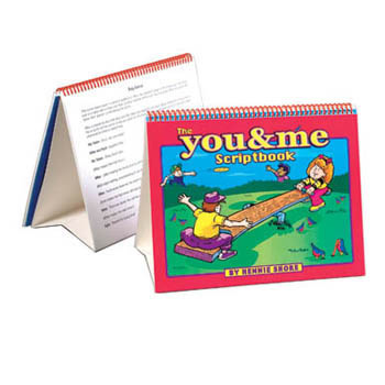 The You & Me Social Skills Scriptbook
