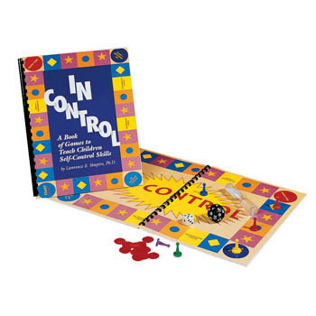 In Control: A Book of Games to Teach Self Control Skills