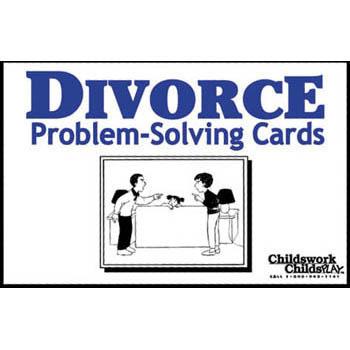 Divorce Problem Solving Cards