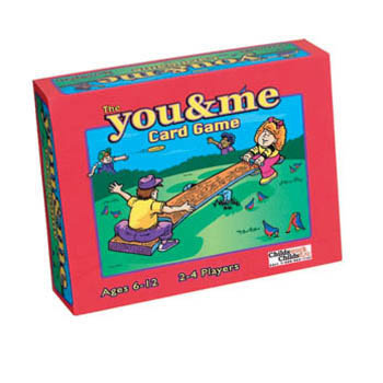 The You & Me Social Skills Card Game