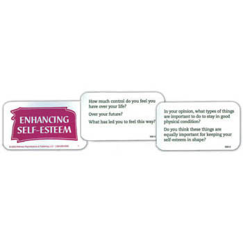 Enhancing Self Esteem in Older Adults Cards