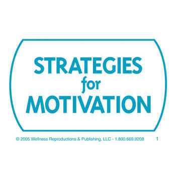Strategies for Motivation