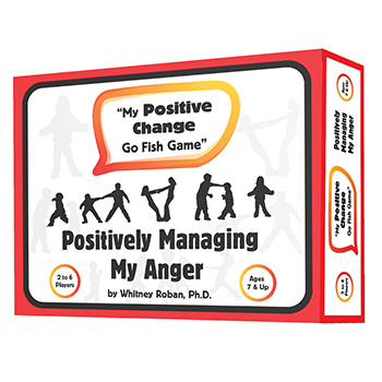 My Positive Change Go Fish Game   Positively Managing My Anger