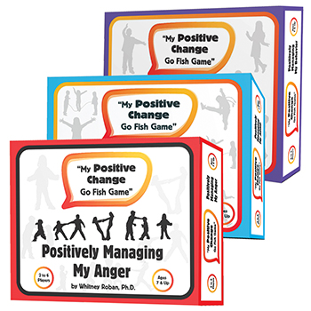 My Positive Change Card Games Set