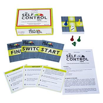 The Self Control Card Game