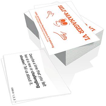 Life Management Skills VI Cards