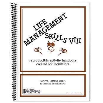 Life Management Skills VIII Book
