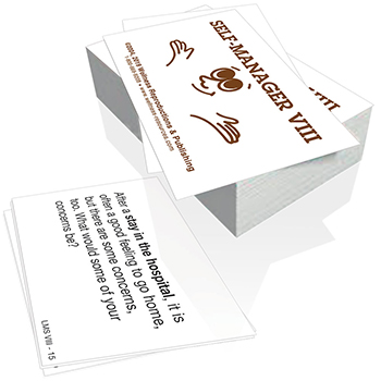 Life Management Skills VIII Cards