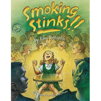 Smoking Stinks! Book