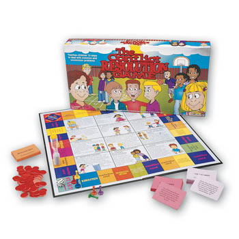 The Conflict Resolution Board Game