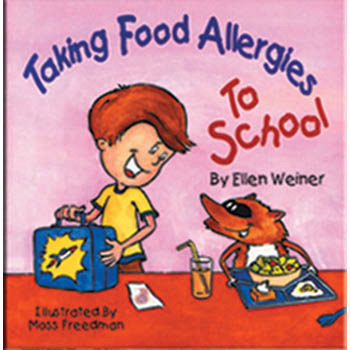 Taking Food Allergies to School Book